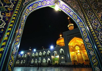 important religious places in Iran