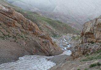 Où Escalade du Monte en Iran?