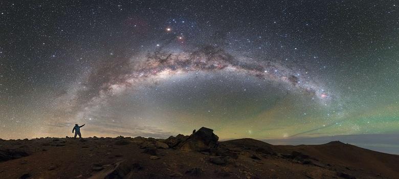 Séjour Astronomie en Iran