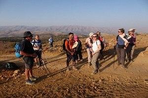 Rutas especiales de trekking en Irán para aficionados al trekking