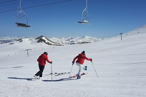 Iran ski excursions, day trip to Iran ski resorts, Polad Kaf ski resort