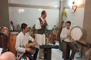 Découverte de la musique Iranienne