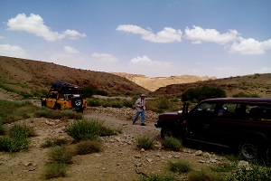 Iran off-road tours, Iran off-road excursions