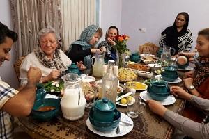 Tour de culinarios persas