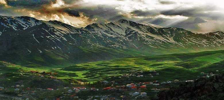 die Iran Klettertour-die Damavand Southern Flank