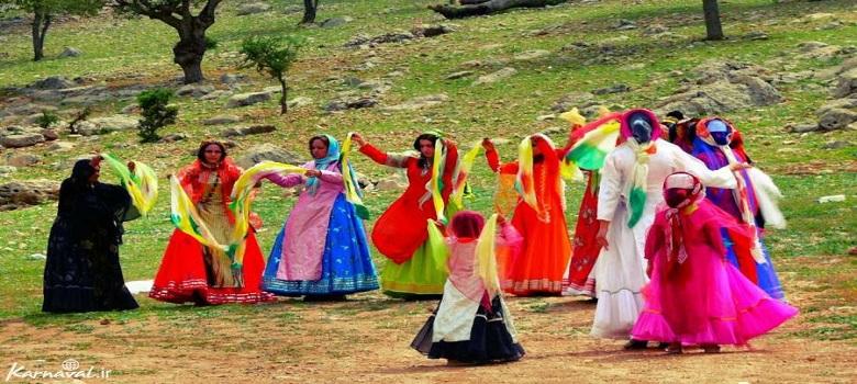 Voyage ethnique en Iran