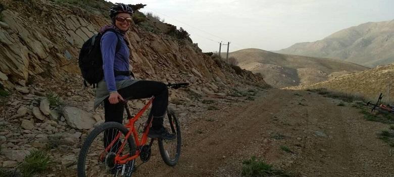 Zagros, Radfahren im Iran, Tour in den Iran