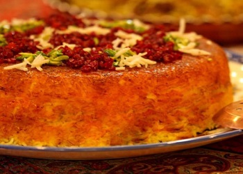 Delicious Persian food,Iranian traditional food