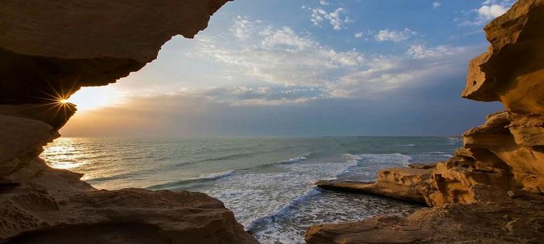 Persischer Golf,Qeshm Insel Kish Insel