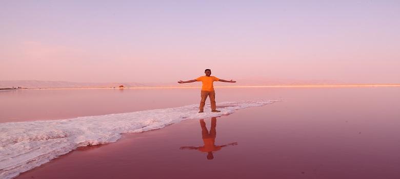 Persian Water spring, Iran adventure tour