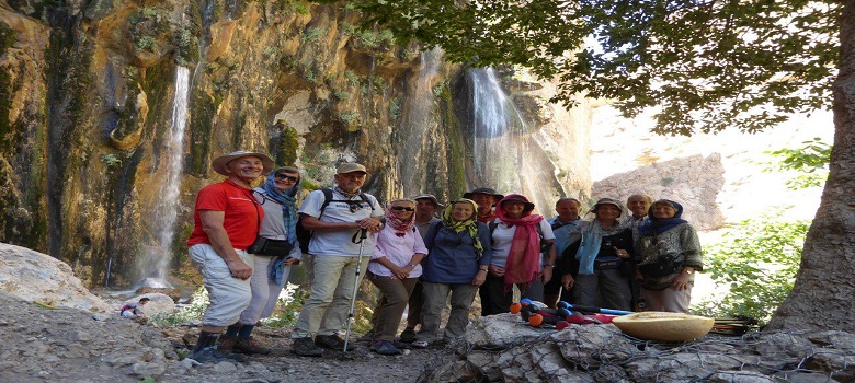 best Iran Trekking tour packages