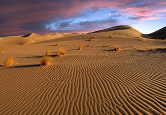 Der Iran National Park von der wuste,die iranische Wüstentour