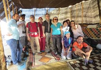 Die Nomad Touren des Iran