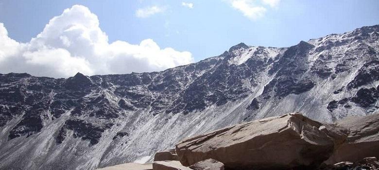 die Iran Tour -der  Sabalan Berg