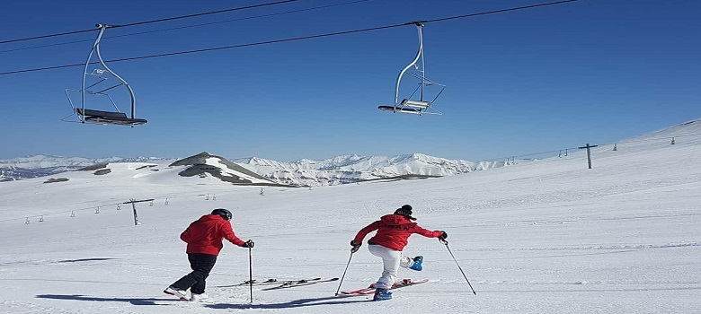 Ski Tours in Iran