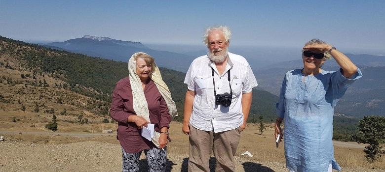 Iran Climbing Tours