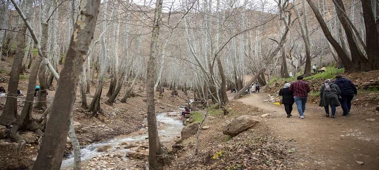 Village de Ghalat, Iran