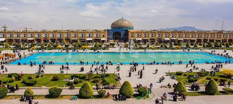 Court séjour en Iran