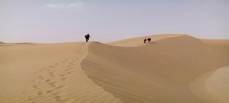 Lut Desert-Iran Tour