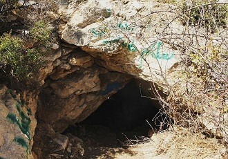 Travel to Iran caves