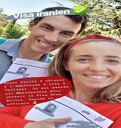 Visa Iranien
