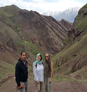 Iran Mountain Tour