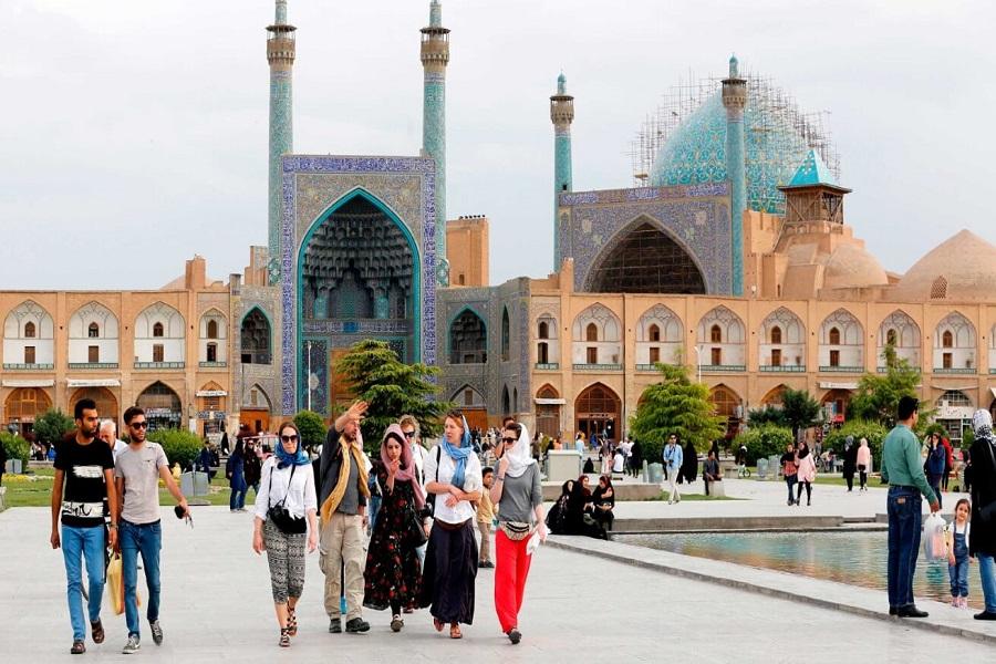 Naghshe Jahan eine der schönsten historischen Stätten